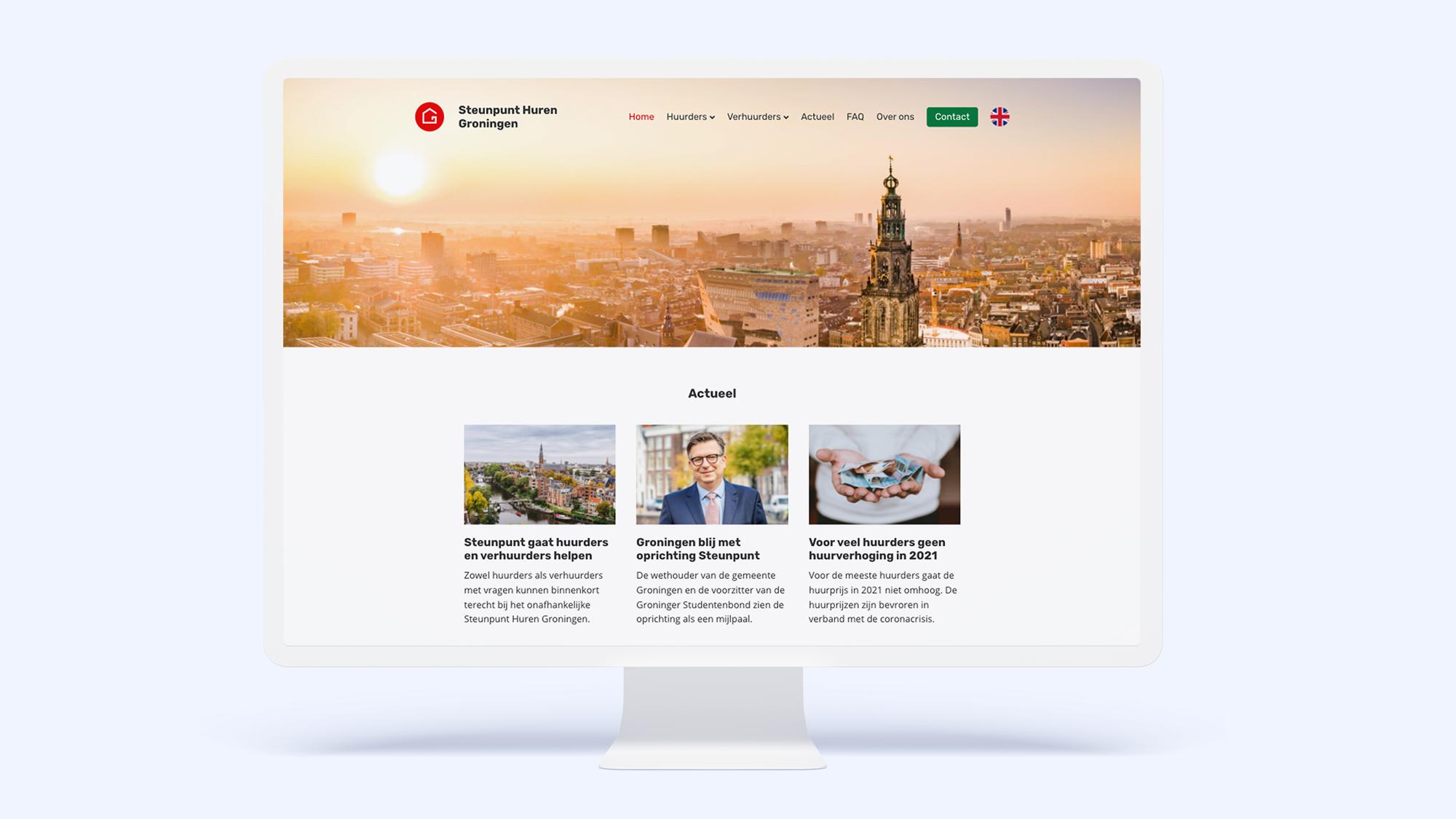Nieuwe website laten maken in Groningen? Flocker is jouw partner!