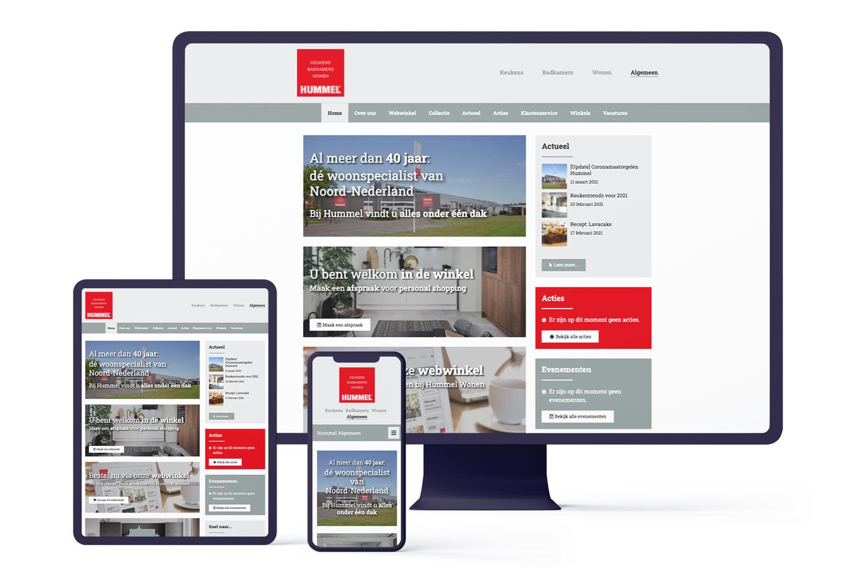 Flocker - Hummel Website